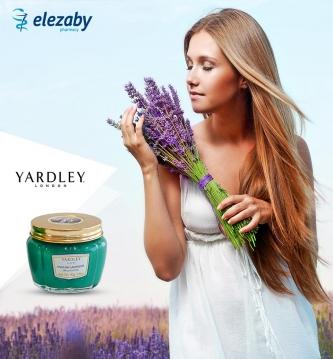 احصلي على شعر برائحة اللافندر الثابتة إللي بتدوم طوال اليوم مع Yardely. متوفر في #صيدلية_العزبي