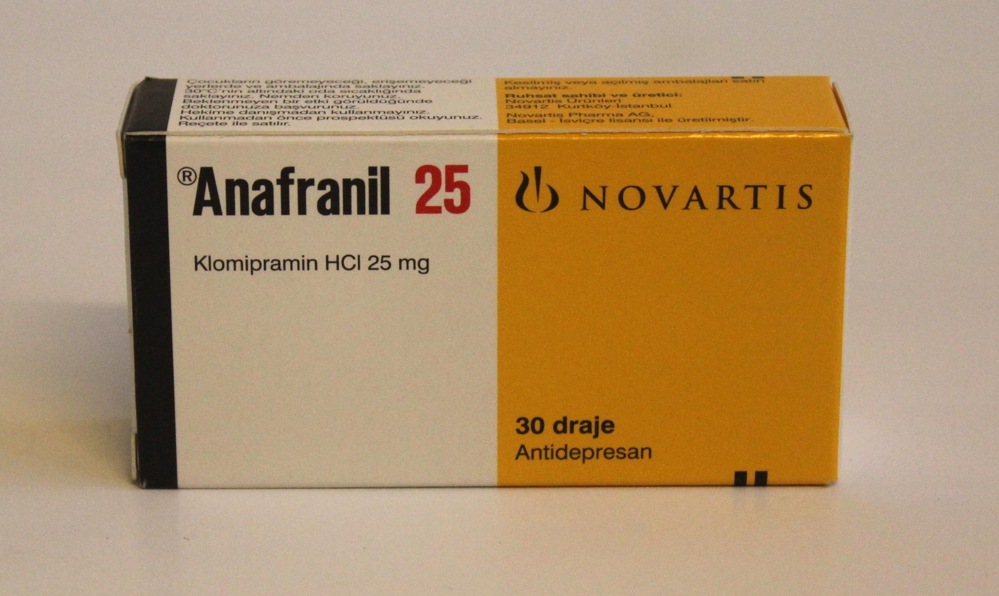 Anafranil Ocd Dosage