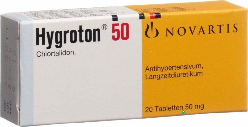hygroton 50mg tablets