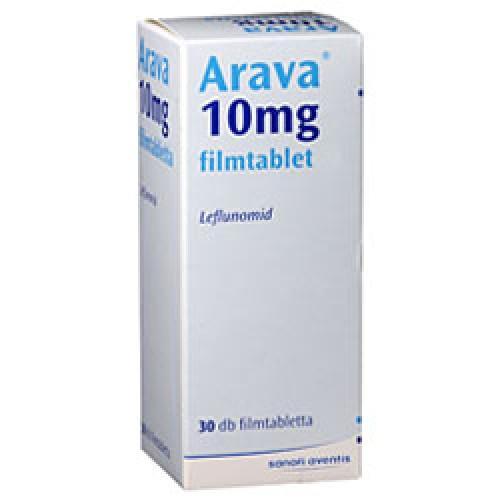 Leflunomide For Rheumatoid Arthritis