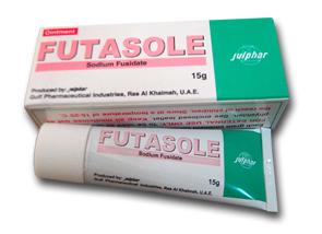 what is fusidic acid cream for