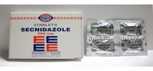 Secnidazole 500mg