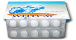 Wellcal 500mg