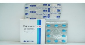 Difrarel 100 100mg