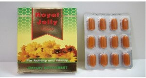 Royal Jelly pharco 1000mg