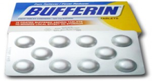 Bufferin 325mg