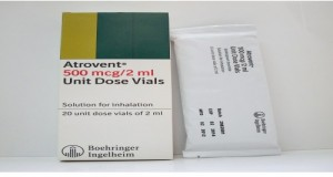 Atrovent 2ml