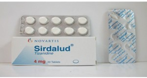 Sirdalud 4mg