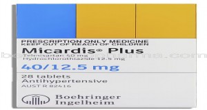 Micardis Plus 40mg