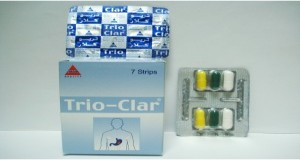 Trio-clar 20mg