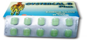 Oystercal-D 250 250mg