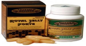 Royal jelly  MotherNature 1000mg