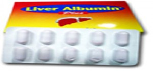 Liver albumin  plus 1000mg