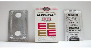 Alzental 200mg
