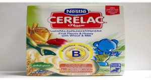 CERELAC FRUIT PIECES&WHEAT&MILK