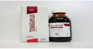 Vitaferrol Syrup 38mg