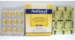 Antinal 200mg