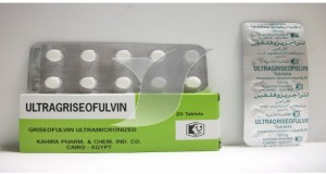 Ultragriseofulvin 300mg