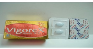 Vigorex 50mg