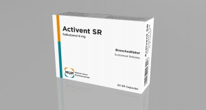 Activent SR 8mg