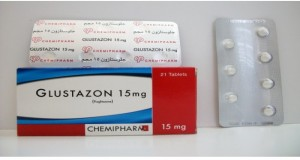 Glustazon 15mg