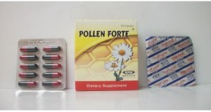 Pollen forte 200mg