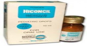 Hiconcil 500mg
