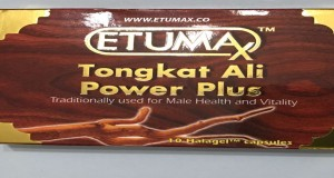 Tongati Ali Power plus 250mg