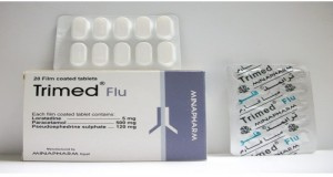 Trimed Flu 5mg