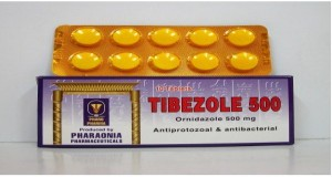 Tibezole Oral 500mg