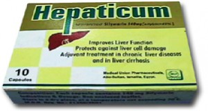 Hepaticum 140mg
