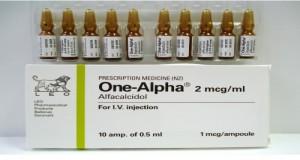 One Alpha 1 µgm Capsule Rosheta