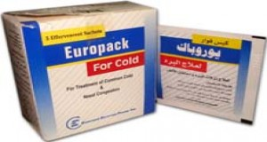 Europack for Cough 4.5mg