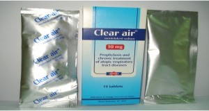 Clear Air 10mg
