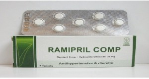Ramipril Comp 10mg