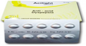 Acilight 75mg