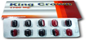 King Crown 1700 1000mg
