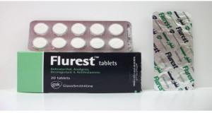 Flurest 55mg