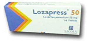 لوزابريسس 50mg