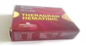 Theragran-H 33mg