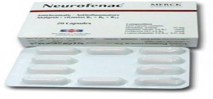 Neurofenac 25mg
