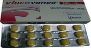 Glucovance 500mg
