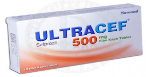 Ultracef 500mg