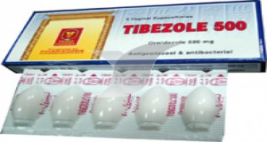 Tibezole Vaginal 500mg