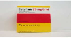 Cataflam 75mg