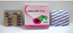 Immulant Plus 500mg